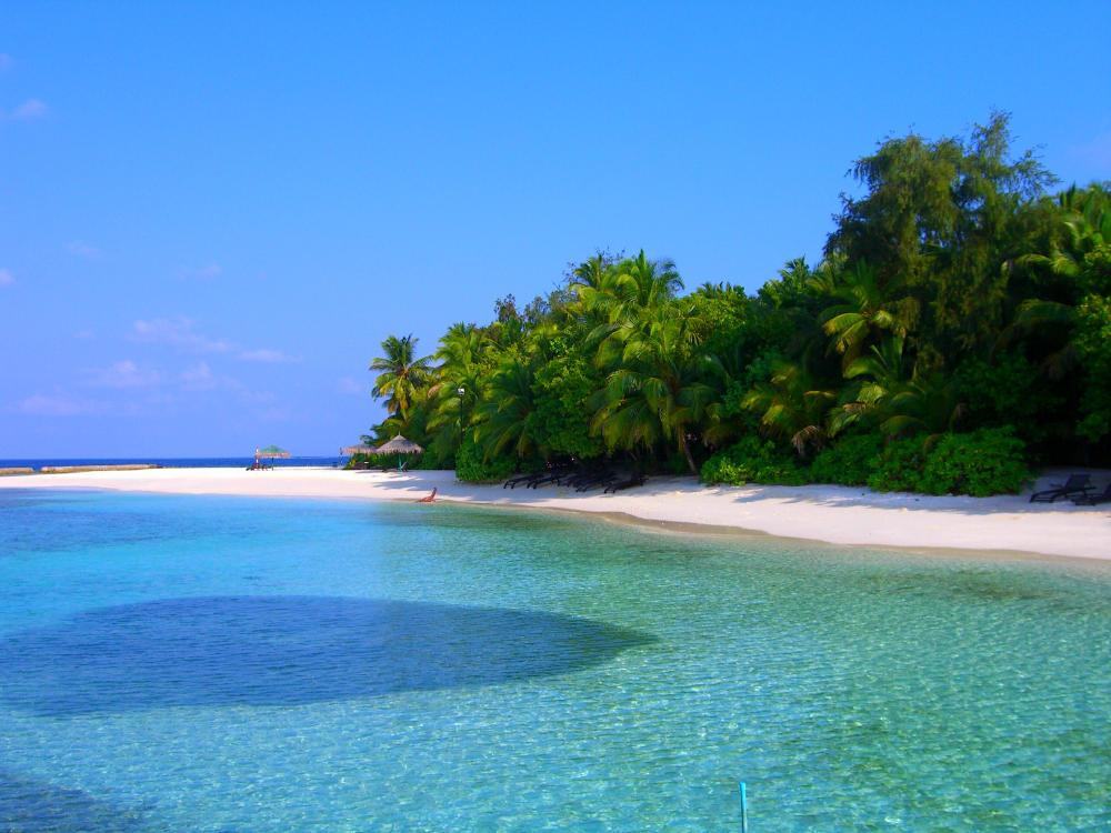Urlaub im Paradis
