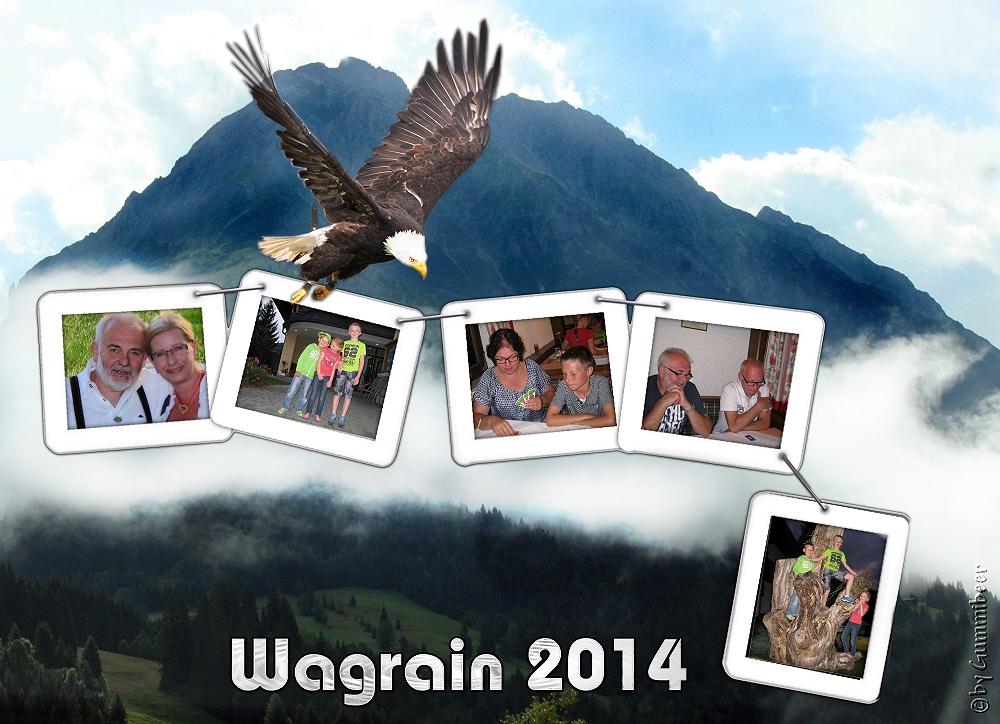 Urlaub in Österreich 2014