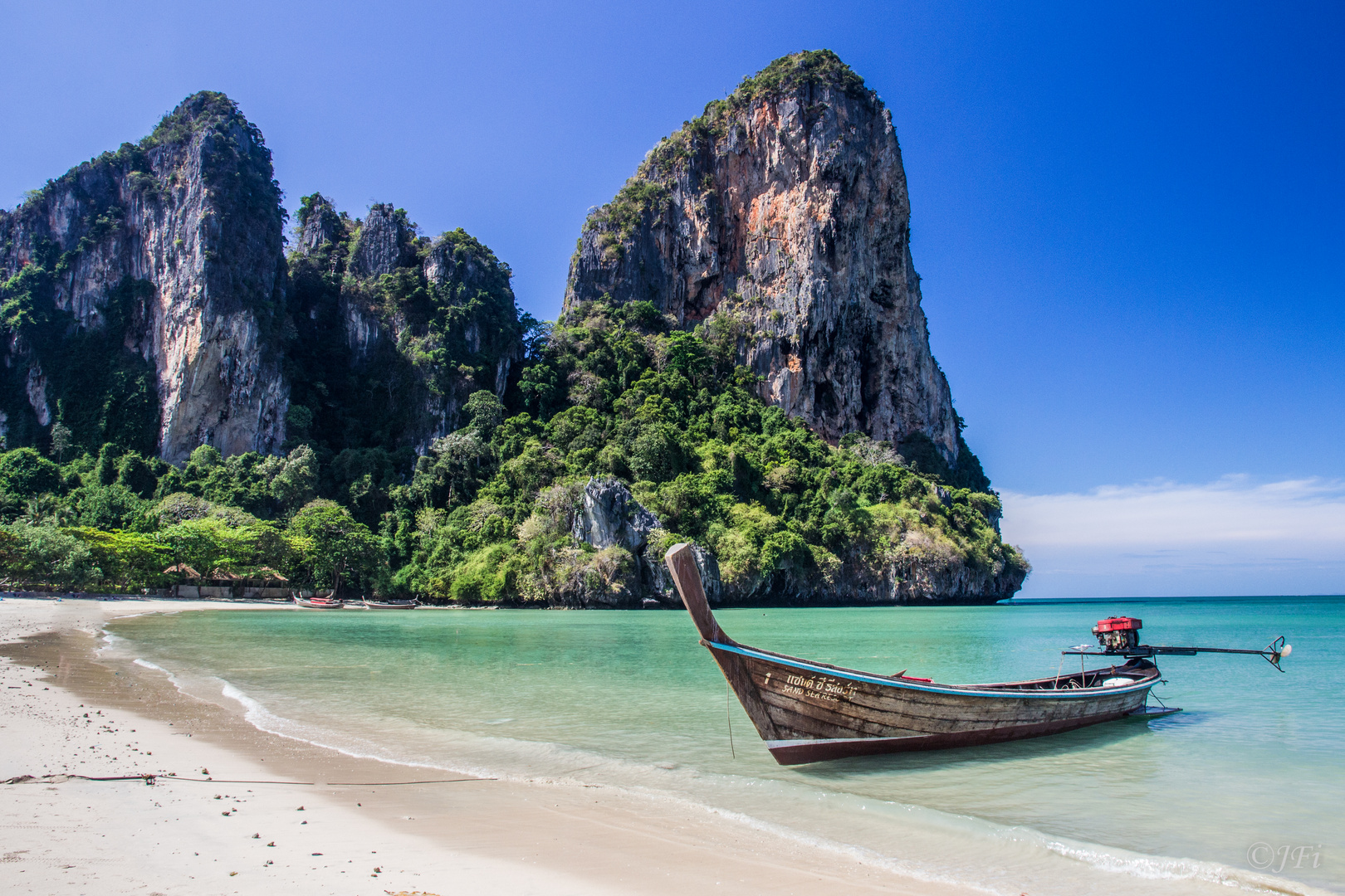URLAUB RAILAY BEACH