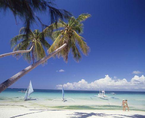 Urlaubs Strand
