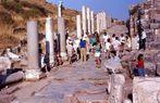 Urlaubserinnerungen 22 .... in Ephesus - Türkei