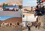 Urlaubserinnerungen .... es war auf Lanzarote .... Scans vom Bild