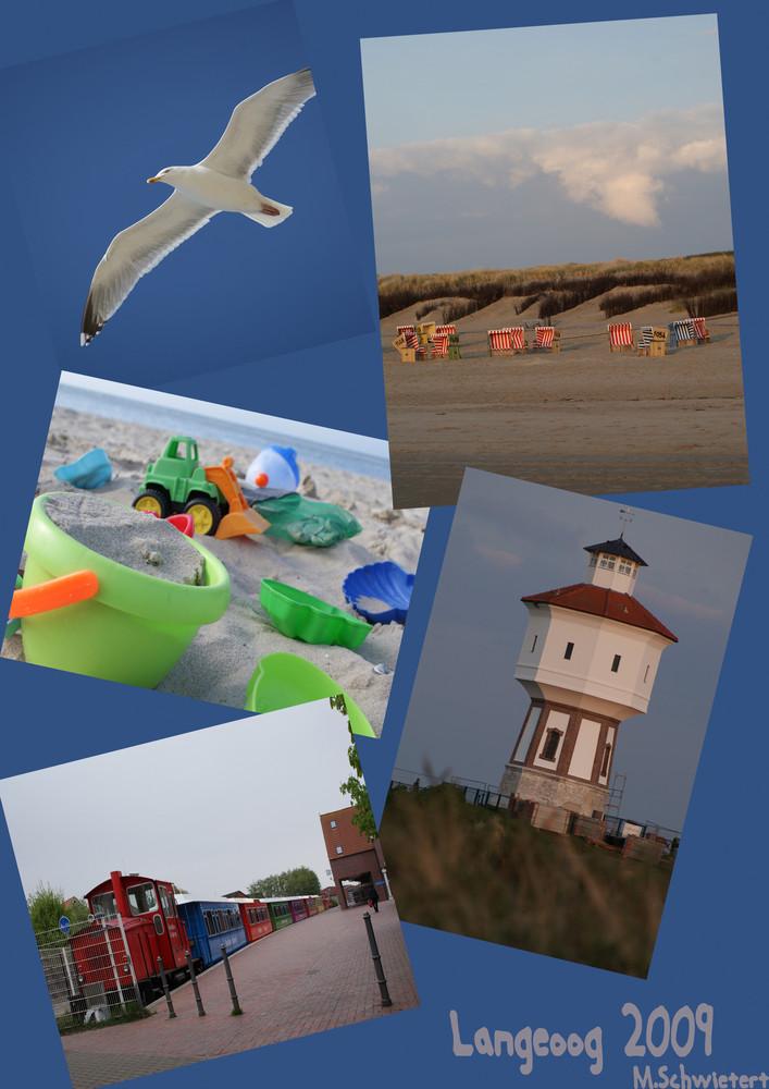 Urlaubsgrüße aus Langeoog