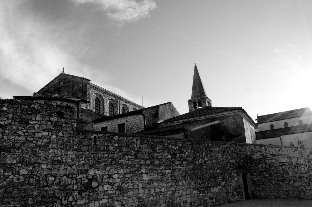 Urlaubsimpressionen aus Rovinj/Porec//Kroatien 7