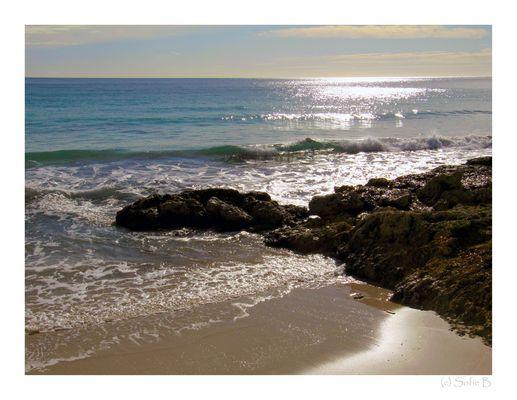Urlaubsstimmung am Meer