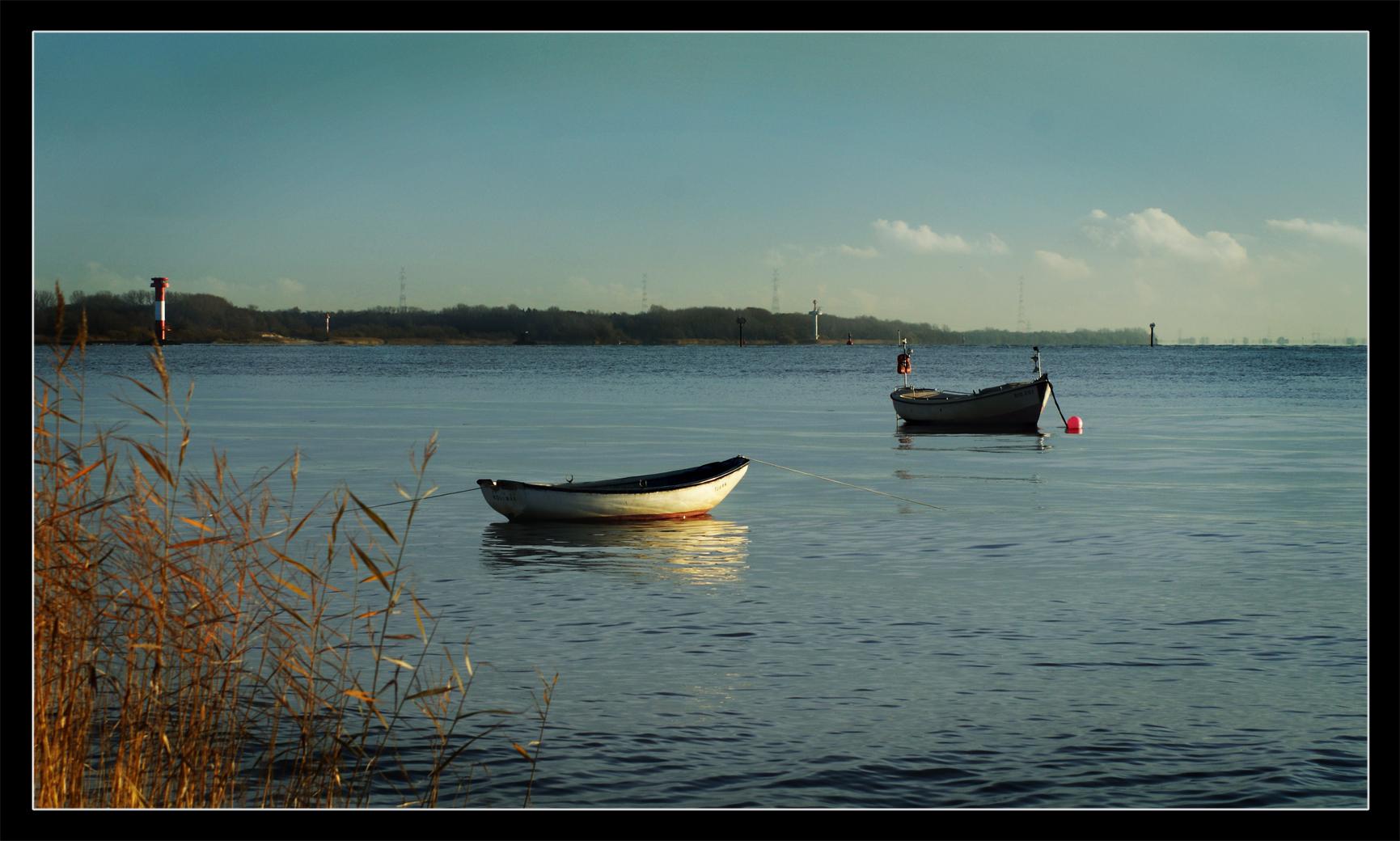 Urlaubsstimmung Kollmar an der Elbe