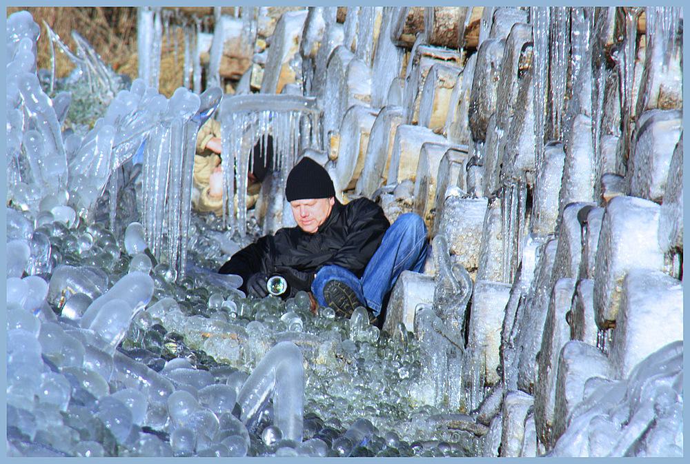 Urmel im Eis