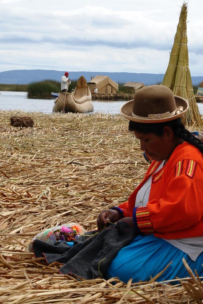 Uros people 2007