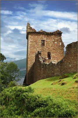** Urquhart Castle **