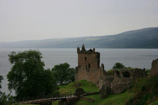 Urquhart Castle (Loch Ness) 2008