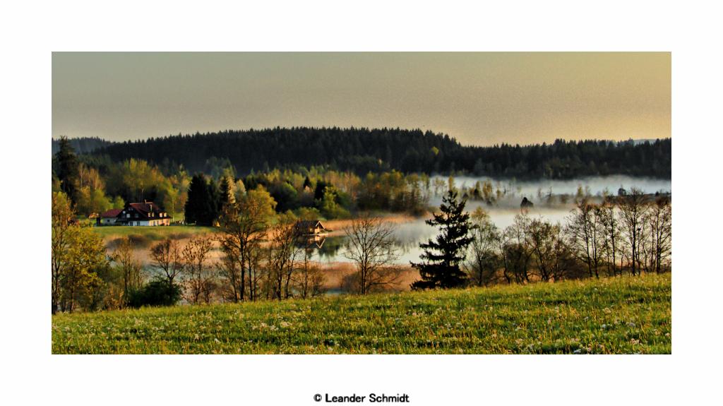 Ursee bei Beuren/Allgäu