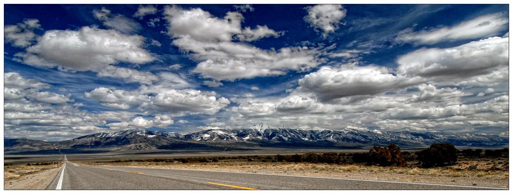 US 50 West