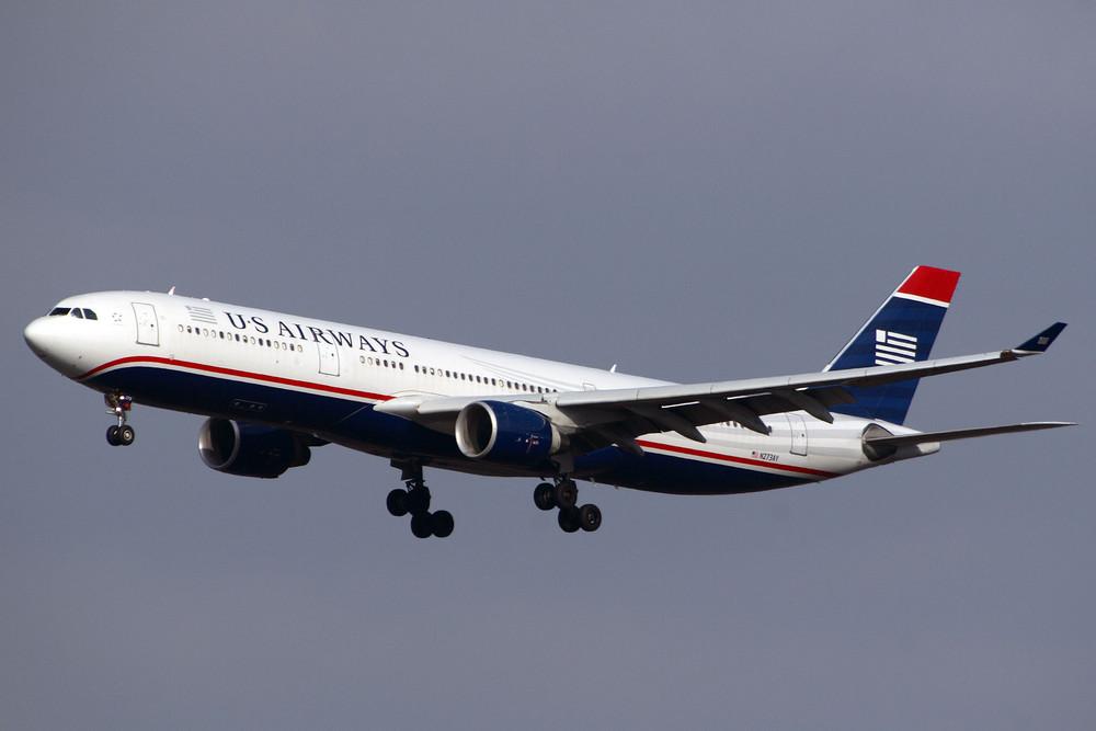 US Airways Airbus A330-323X (N273AY)