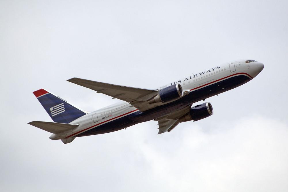 US Airways Boeing 767-2B7(ER) (N252AU)