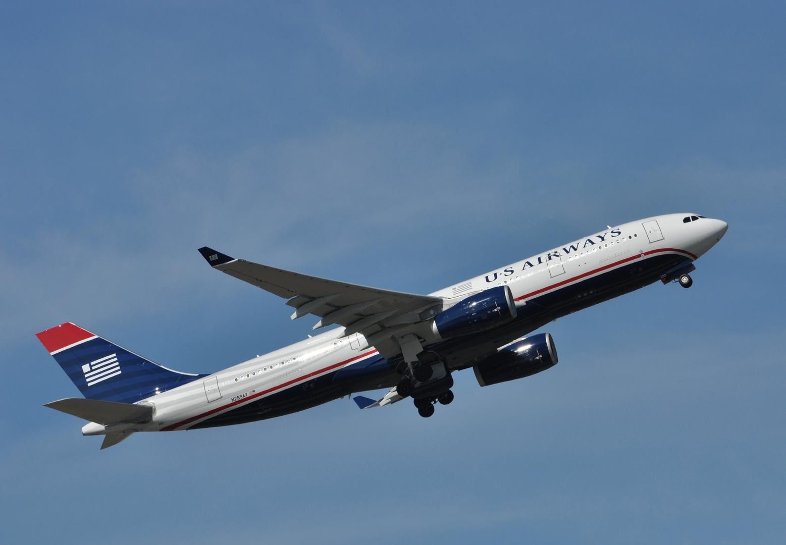 US Airways N289AY