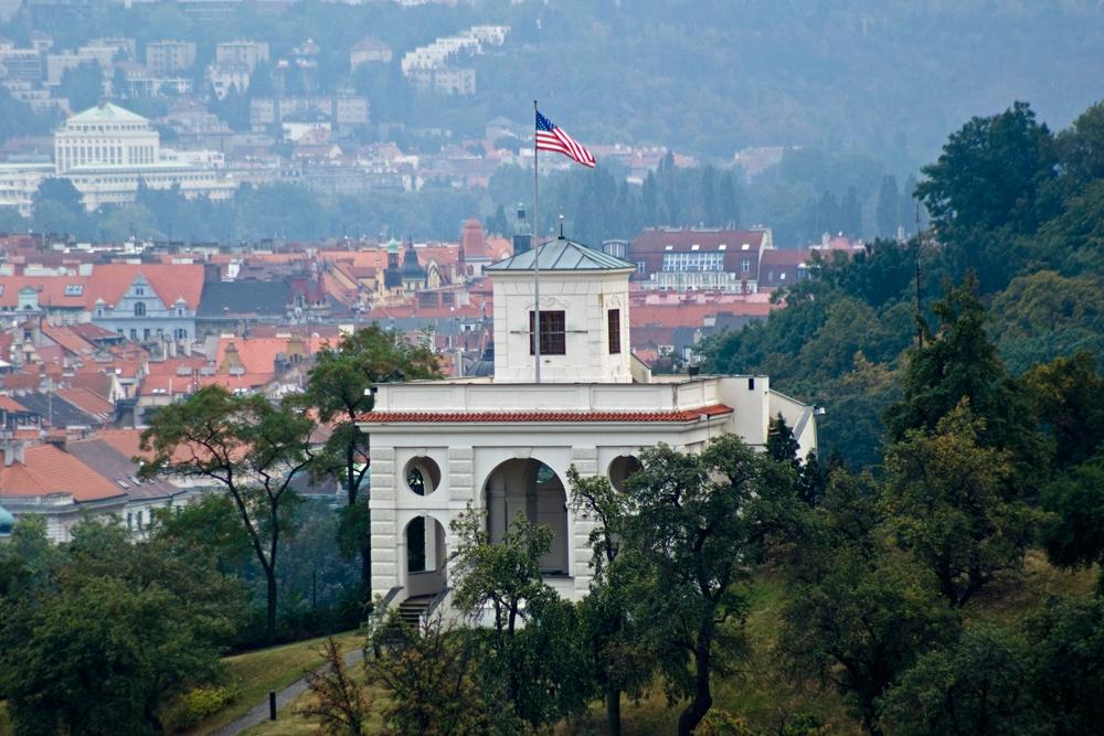 US-Botschaft in Prag
