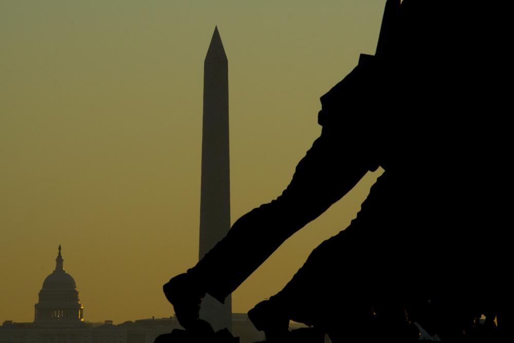 US Capitol... A step toward democracy