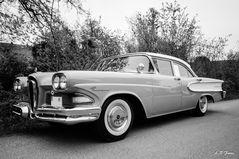 US-Car der alten Zeit.