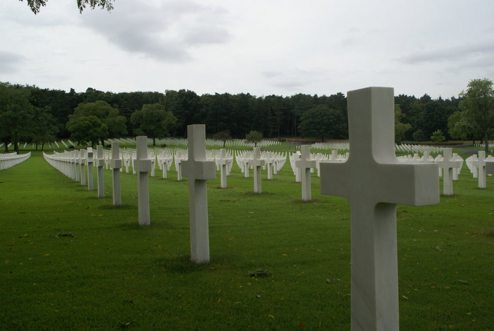 US-Soldaten Friedhof in ST.Avold