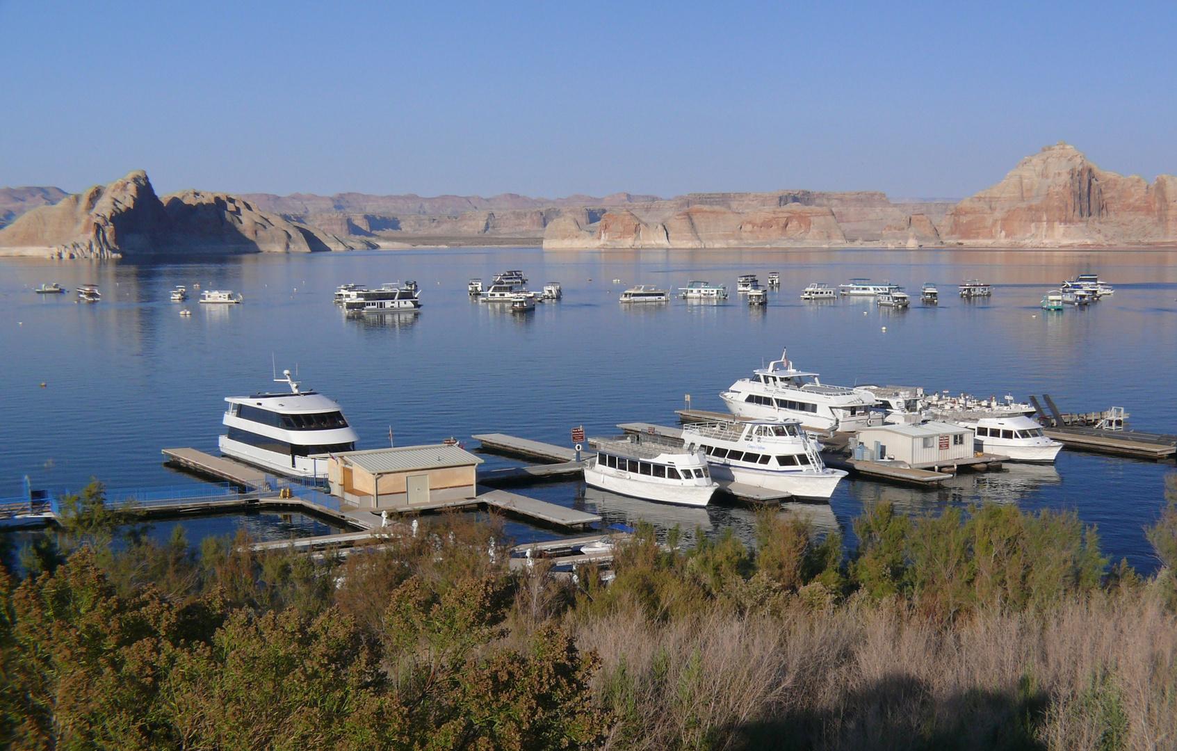 "USA 2011 - Autorundreise ""Grand Circle"" - Lake Powell"