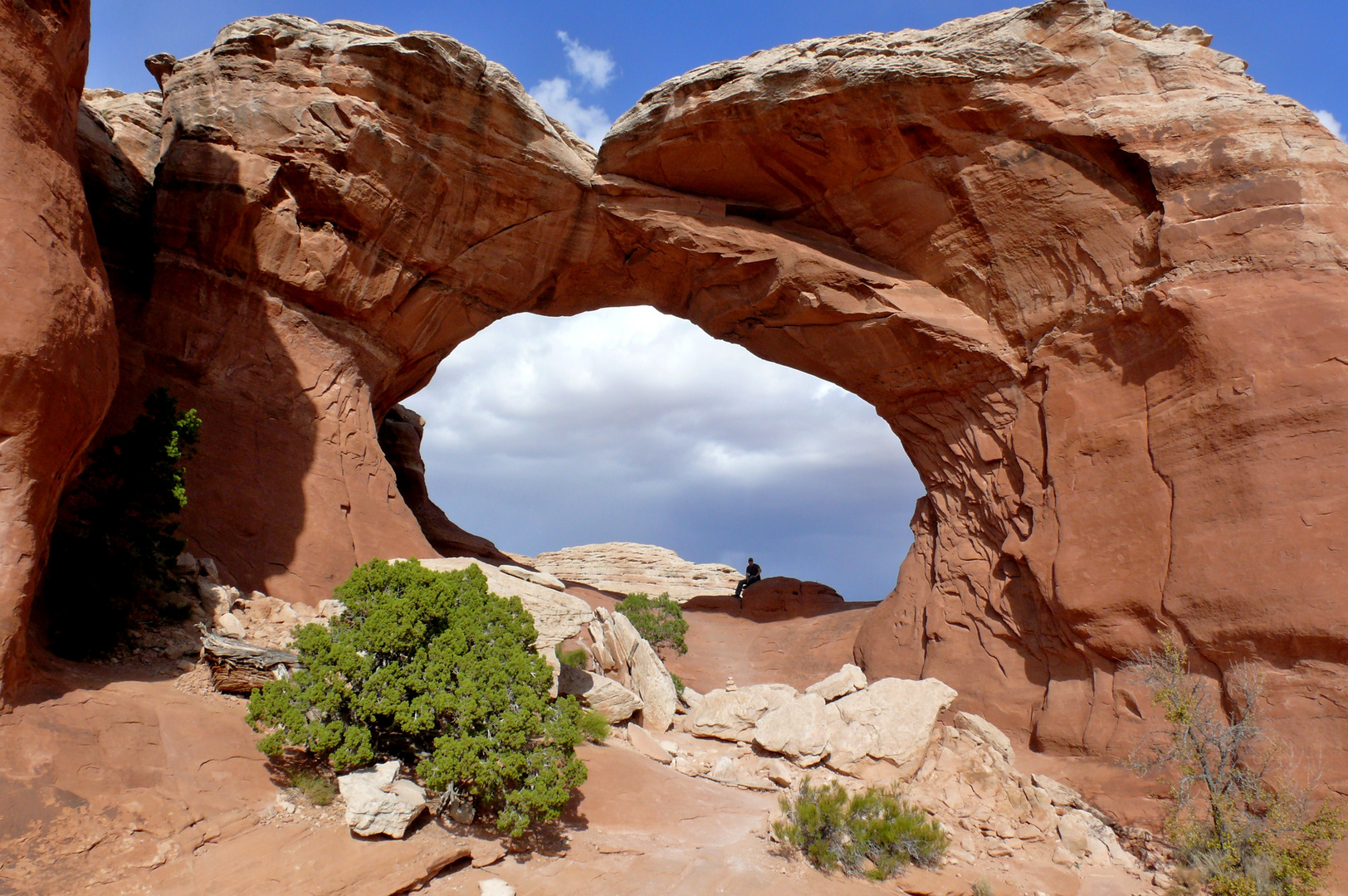 "USA 2013 - Rundreise ""Grand Circle""  (8) - Arches Nationalpark"
