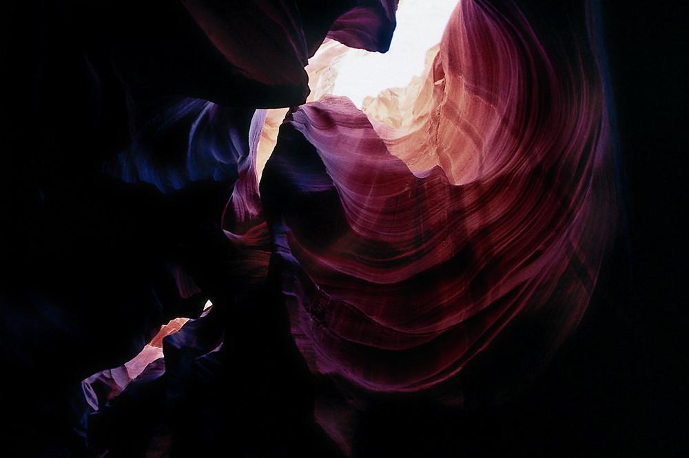 USA Arizona Antilope Canyon-3