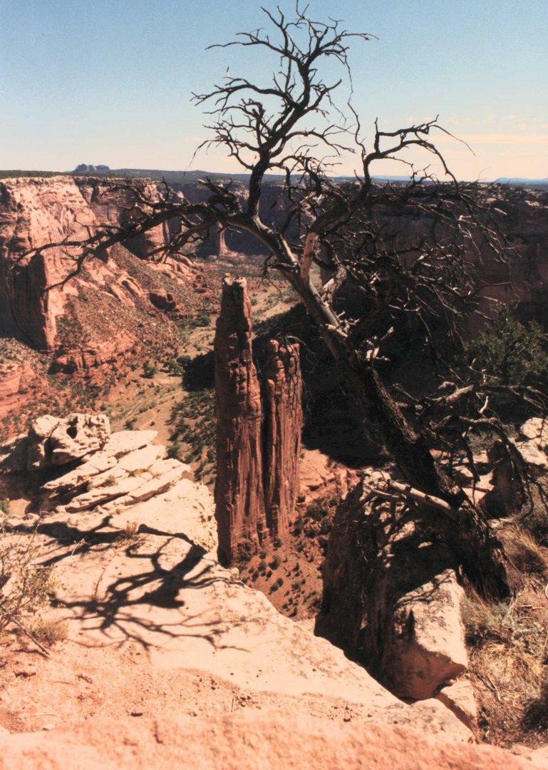 USA-Arizona-Canyon de Chelly