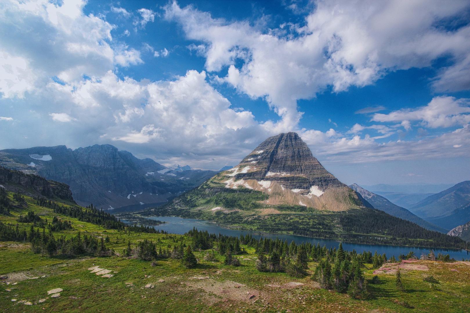 USA Glacier National Park