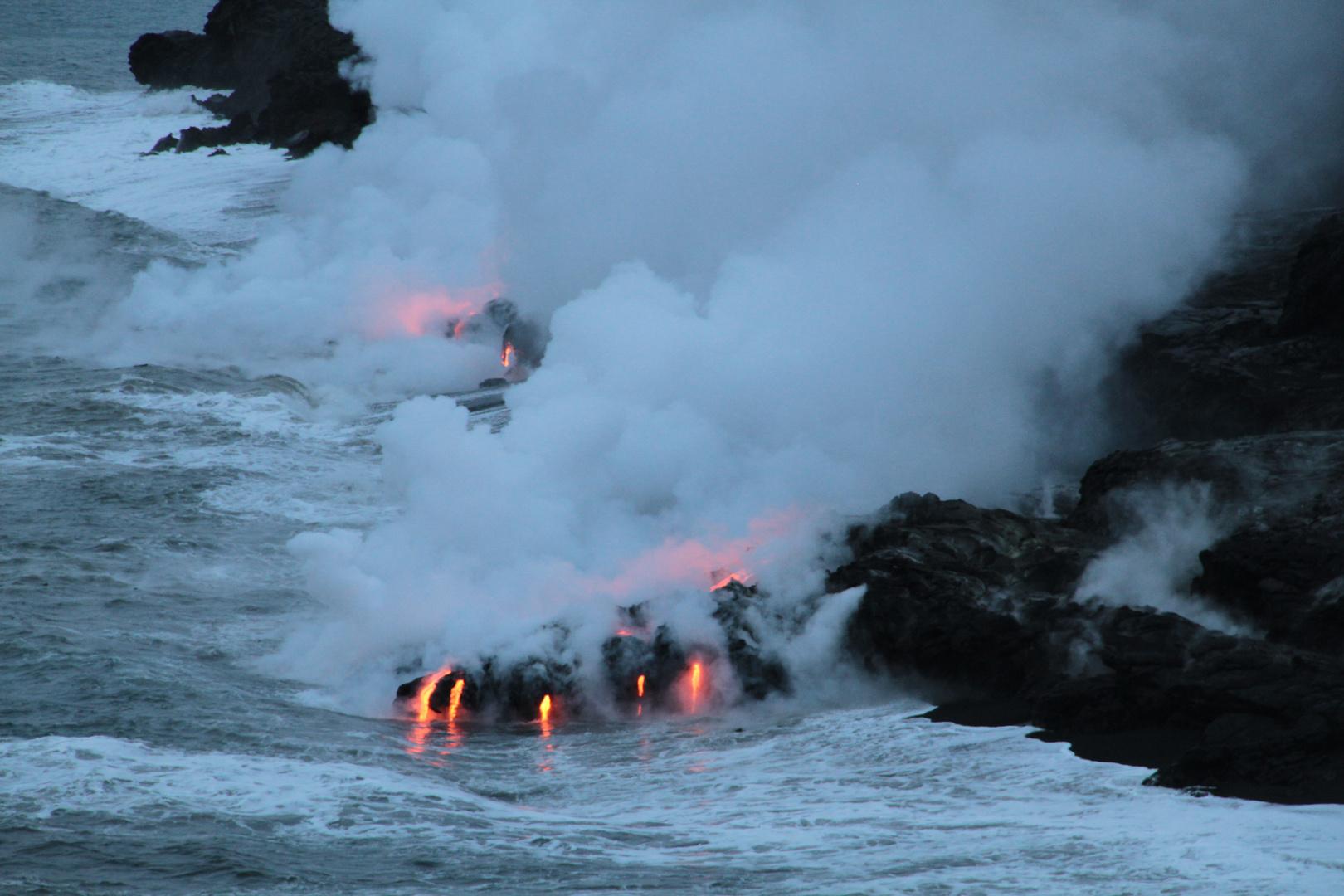 USA-HAWAII-VULKAN-KILAUEA II