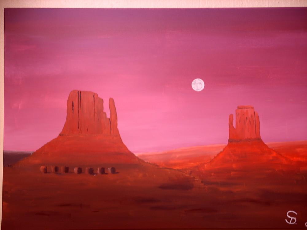 USA Landschaft 2