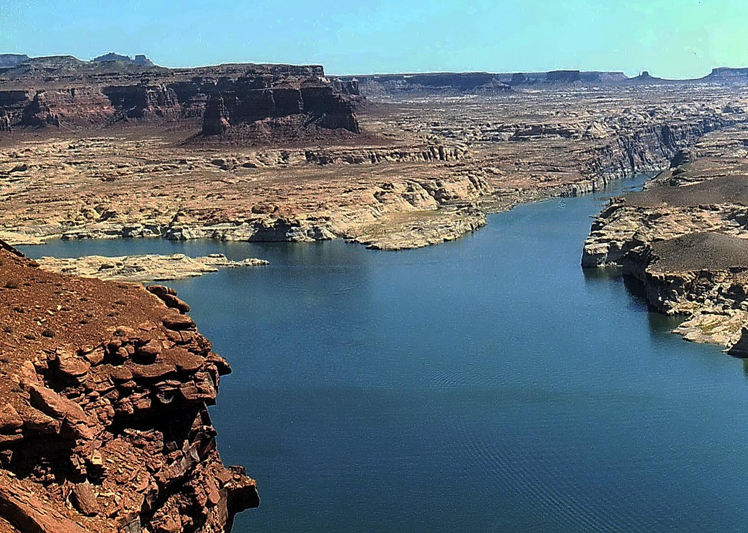 USA-Utah-Lake Powell