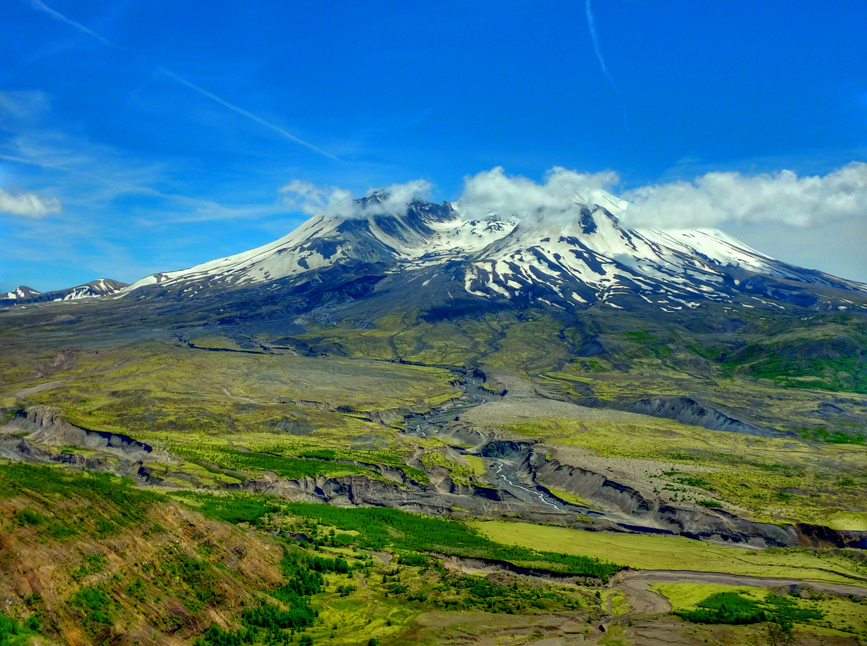USA, Washington, Mt. St. Helens