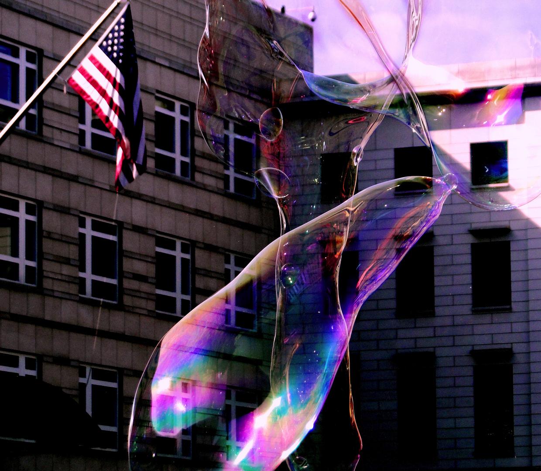 USA...bis die Abhörblase platzt