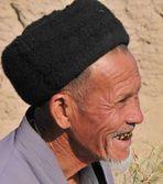 usbekischer Bauer