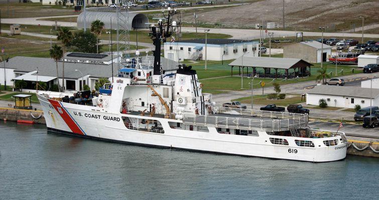 USCGC Confidence