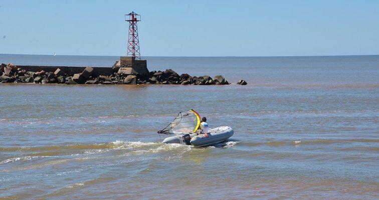 Uscita al mare...