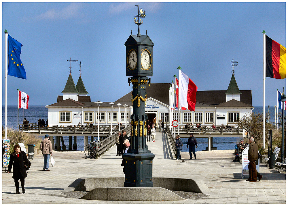 Usedom 2008/19 - In Ahlbeck
