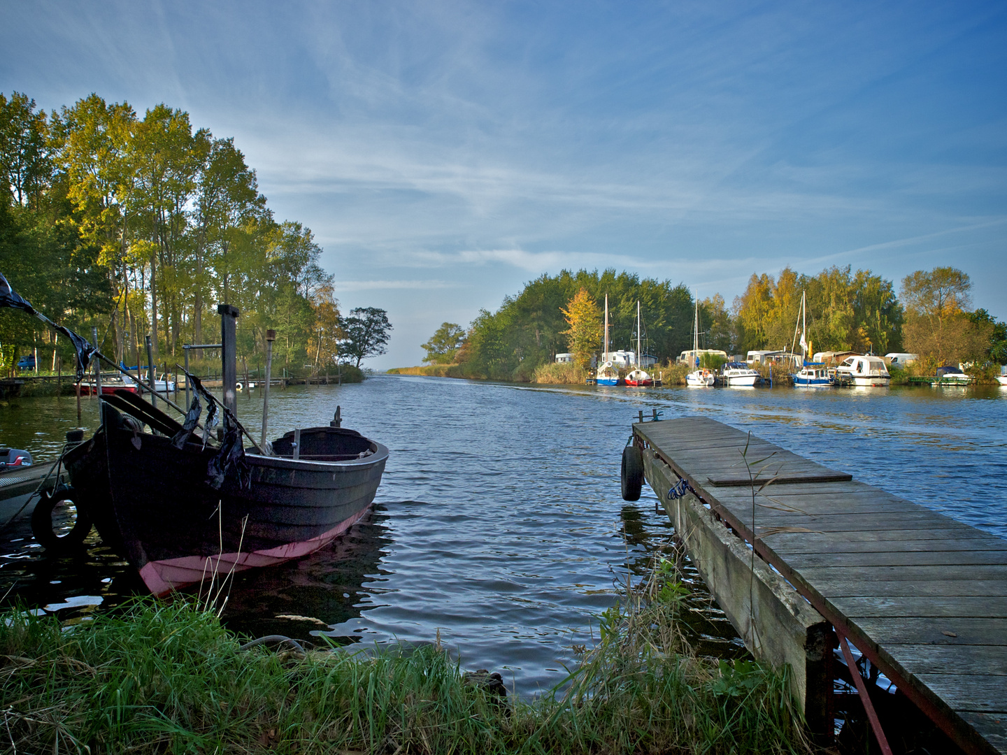 Usedom Herbst 2008