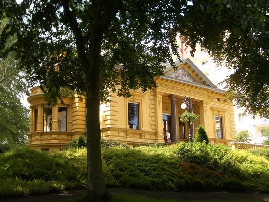 Usedom Villa Oechsler