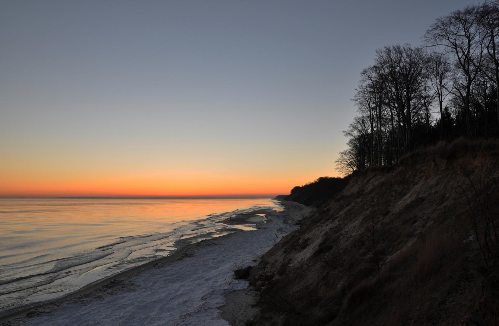 Usedomer Wintermorgen