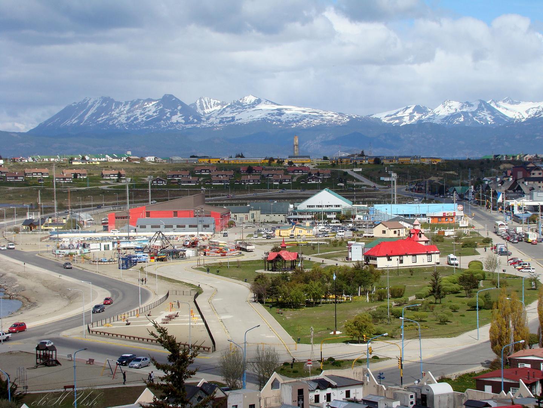 Ushuaia, Primavera del 2012