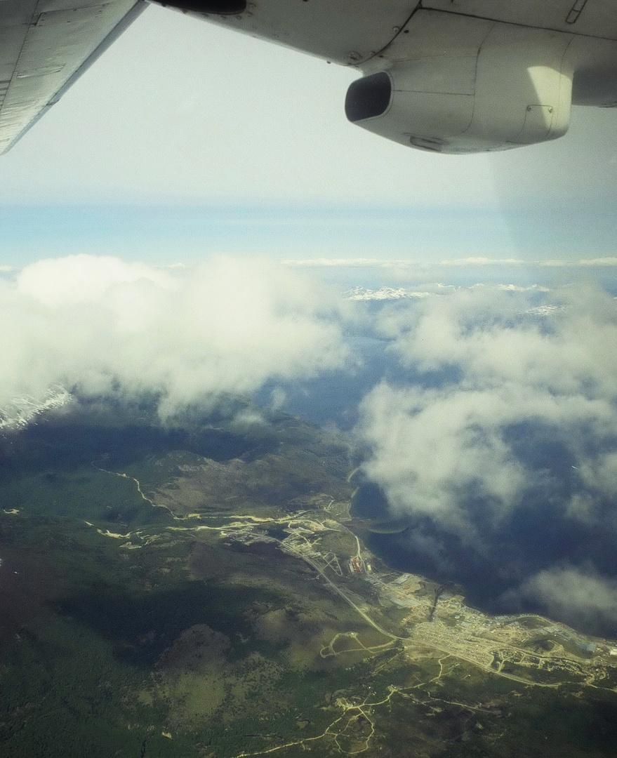 Ushuaia - südlichste Stadt...