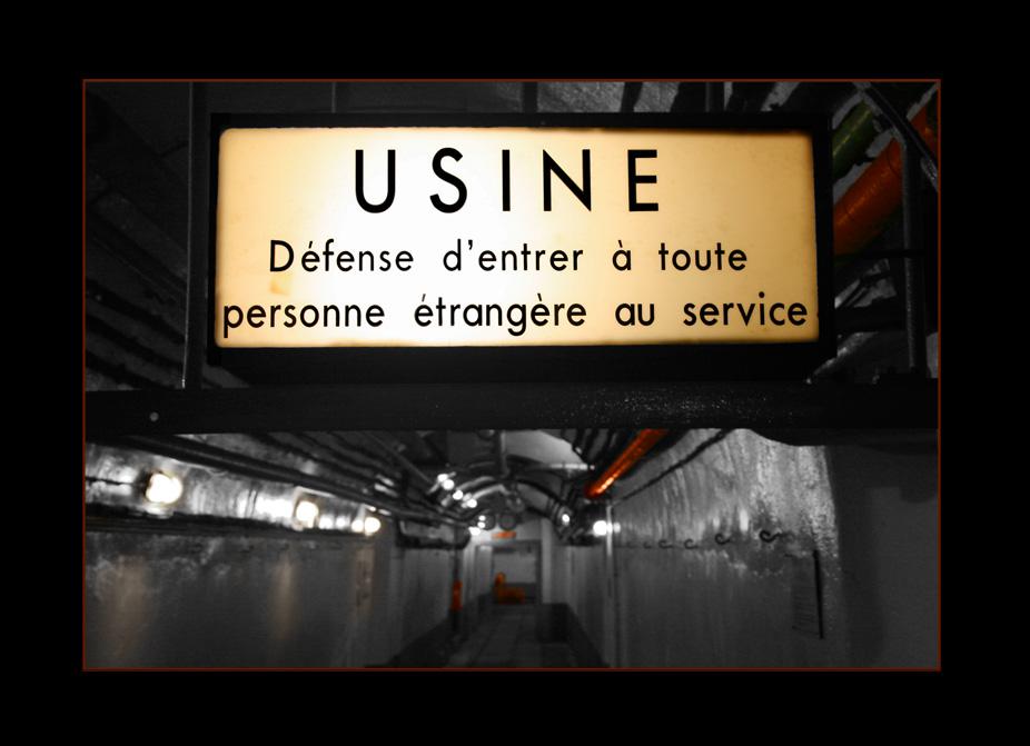 > USINE