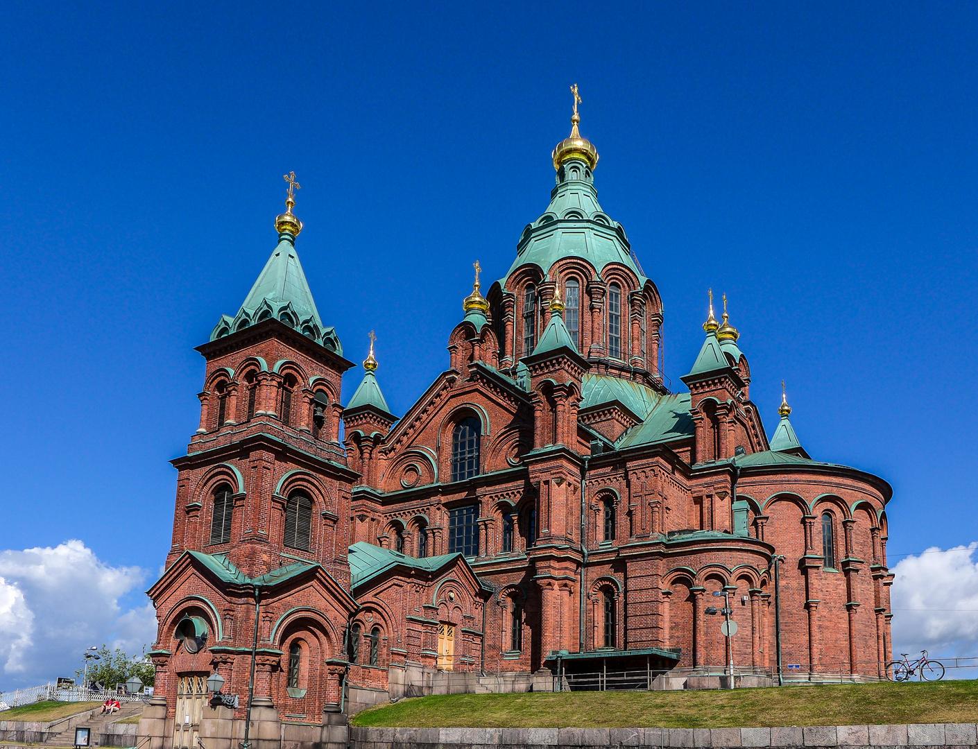 Uspenski-Kathedrale, Helsinki