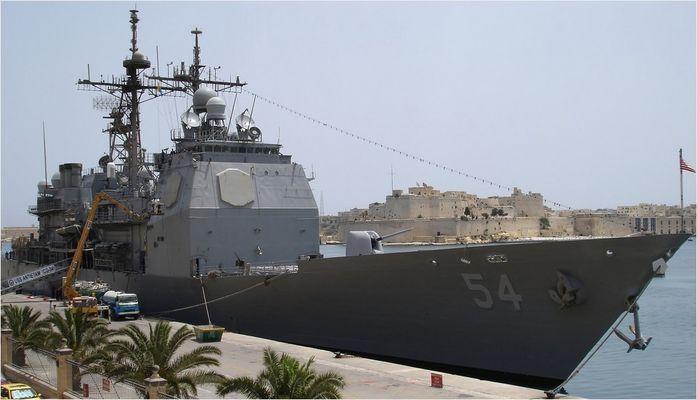 ~ USS ANTIETAM CG-54~