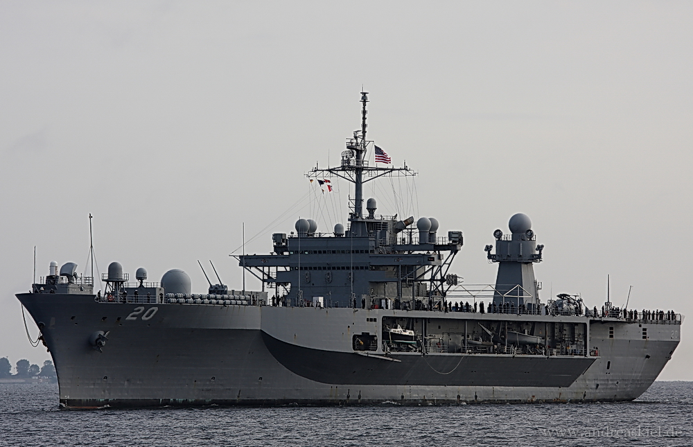 USS Mount Whitney (2011)