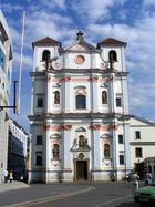 Usti - Kirche