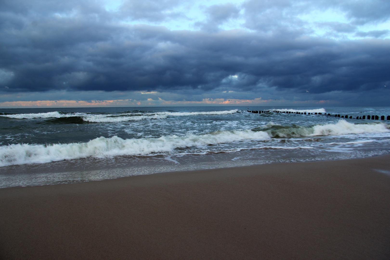 Ustka - Baltic Sea
