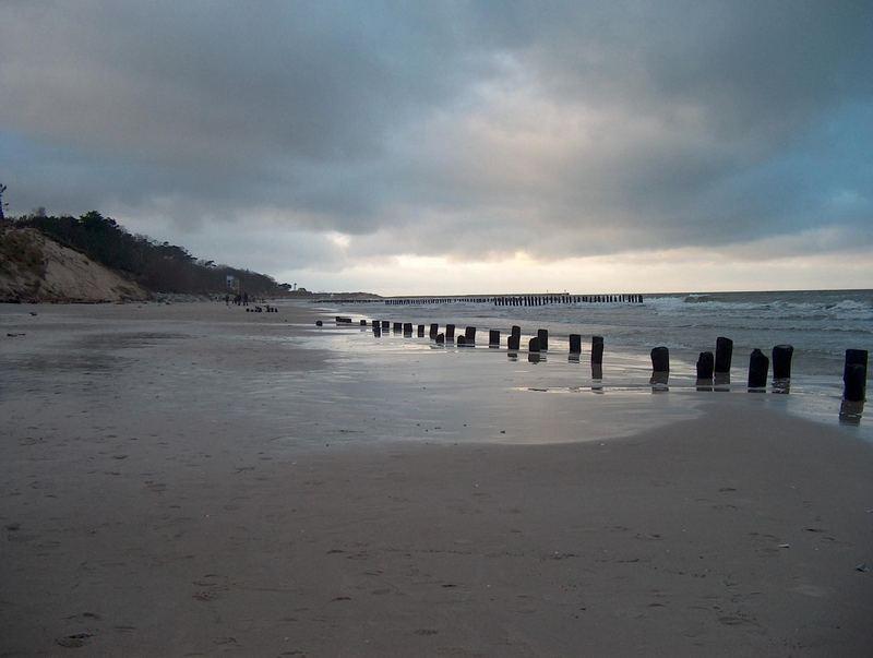 Ustka-polnische Ostseeküste