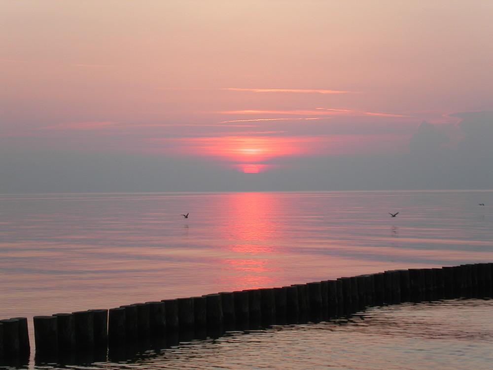 Ustronie- die Küste Polens